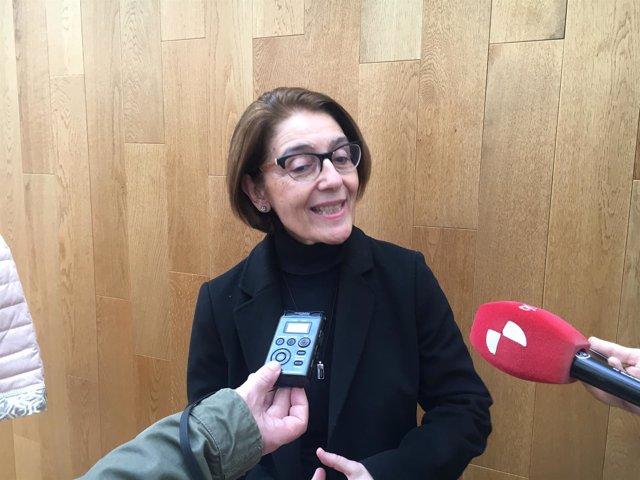 La vocal del CGPJ Concepción Sáez.