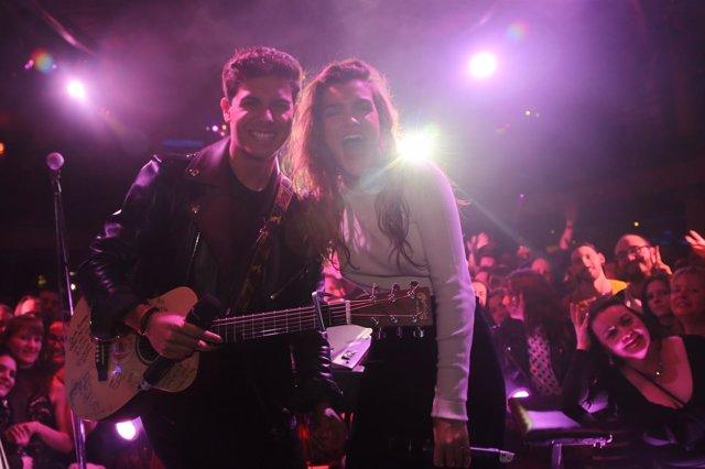 Amaia y Alfred en Londres