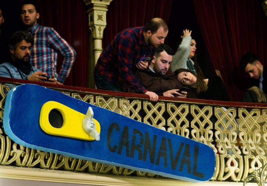 Foto: La Junta declarará BIC el Carnaval de Cádiz y luchará porque se reconozca como Patrimonio Inmaterial de la Humanidad (EUROPA PRESS)