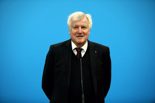 Foto de archivo del ministro del Interior alemán, Horst Seehofer.