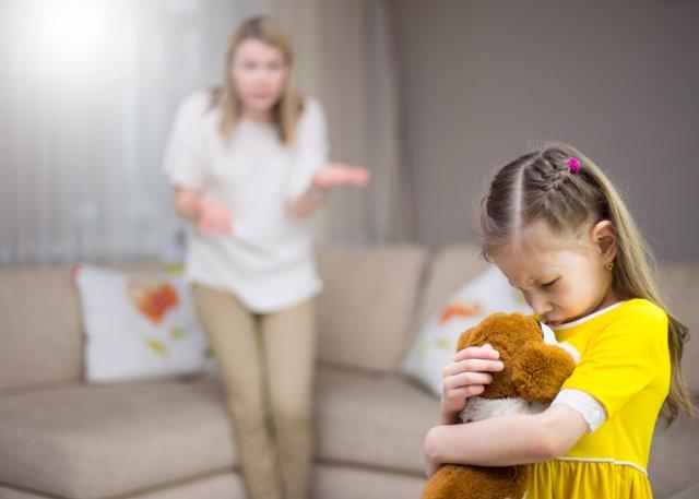 """El """"tiempo fuera"""" persigue hacer reflexionar a los niños sobre su comportamiento"""