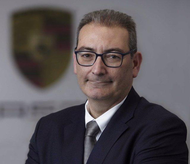 Alberto López, director comercial de Porsche Ibérica
