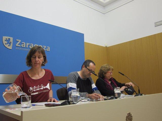 El Ayuntamiento impulsa la campaña 'Zaragoza, mejor del grifo'