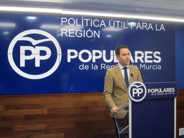 El portavoz adjunto del PP en el Congreso, Teodoro García