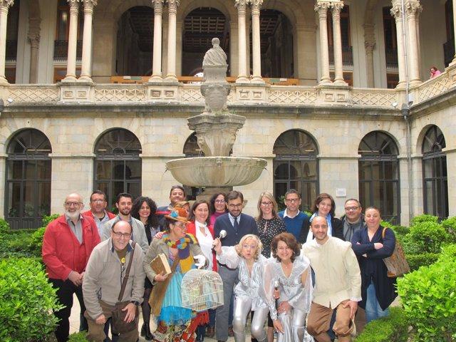 IV Muestra Provincial  de Teatro Aficionado