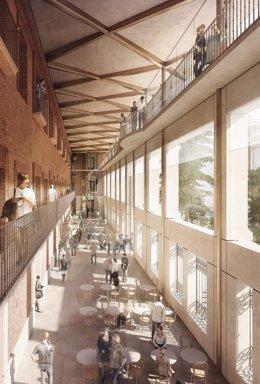 Proyecto de rehabilitación del Salón de Reinos del Museo del Prado