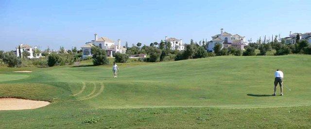 Campo de golf de la provincia de Cádiz