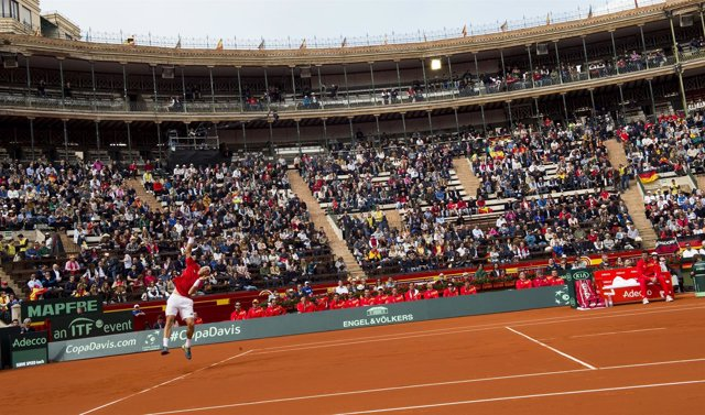 Copa Davis en Valencia