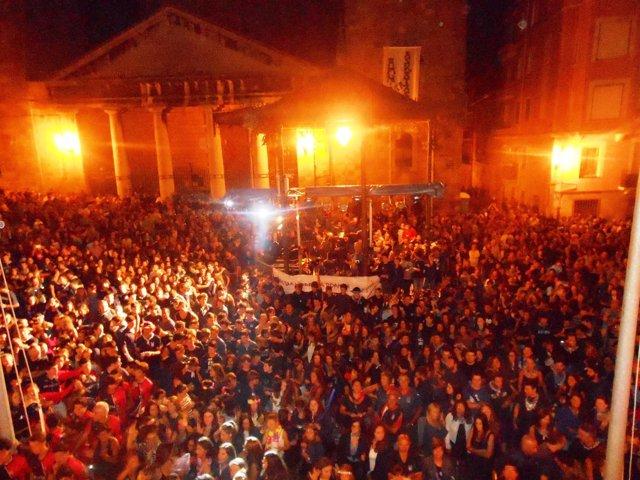 Fiestas de Bermeo (Foto archivo)