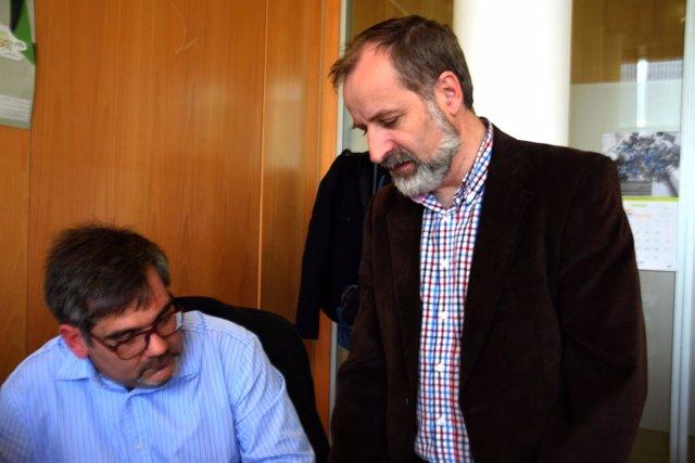 Gonzalo Sichar diputado provincial de Ciudadanos en diputación málaga