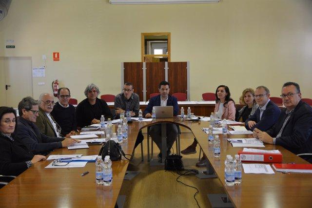 La Mesa de Contratación de la UPCT