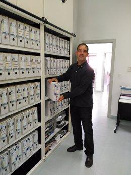 Un trabajador formado en Astus trabaja en Autoridad Portuaria