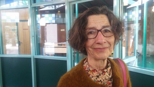 Mercedes González, concejal de Educación, Deportes y Salud del Ayuntamiento de O