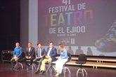 Foto: Yllana, José Mercé, Concha Velasco con Antonio Resines o Mayumana, en el 41º Festival de Teatro de El Ejido