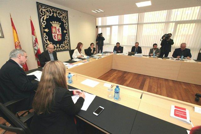 Reunión de la Mesa y Junta de Portavoces, 6-4-18