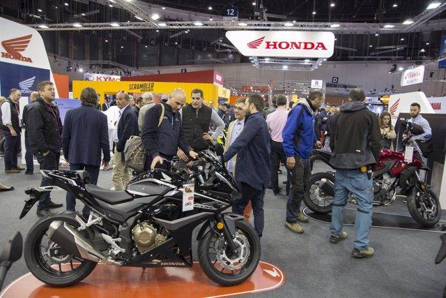 Vive la Moto, el Gran Salón de la Moto de Madrid