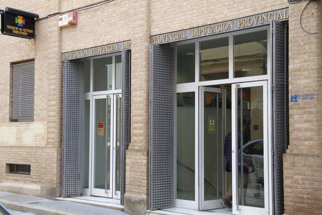 Servicio de Gestión Tributaria de la Diputación de Huelva