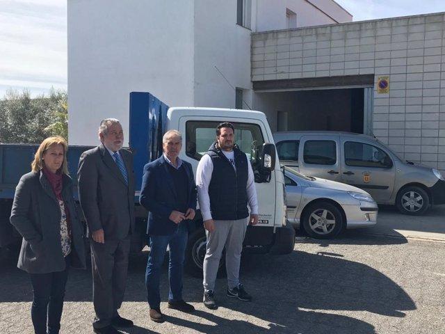 Diputación de Córdoba invierte en la renovación de la red de agua de Belmez