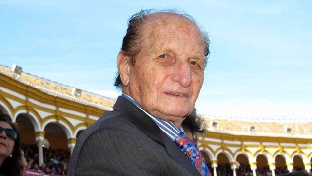 El rejoneador Ángel Peralta