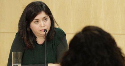 """Arce recurre la admisión a trámite del Fiscal de la querella de la UPM y asegura estar """"bastante tranquila"""""""