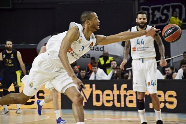 ANTHONY RANDOLPH (Real Madrid Basket)