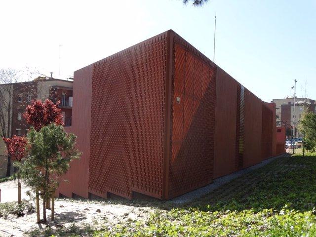 Edificio del nuevo casal de barrio de Trinitat Nova