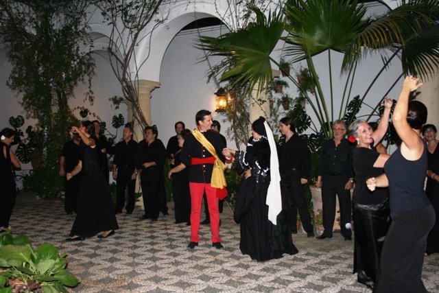 Patios de Viana. Un musical de Palacio