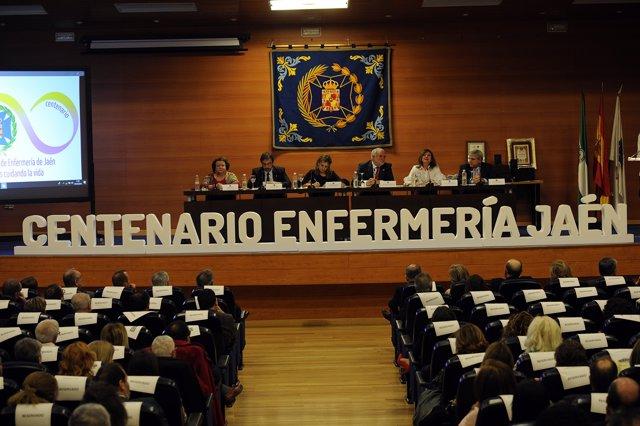 Celebración del Centenario del Colegio de Enfermería de Jaén