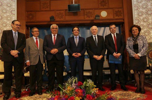 El Gobierno marroquí apoyará la rehabilitación del Pabellón de Marruecos
