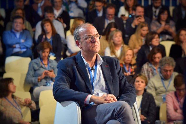 Monago en la Convención Nacional del PP en Sevilla