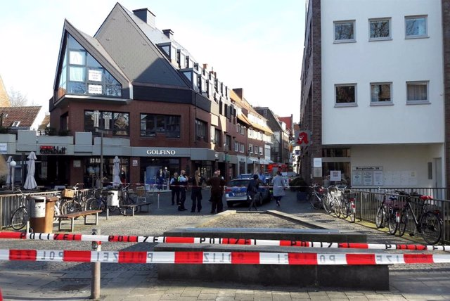 Atropello en Münster, Alemania
