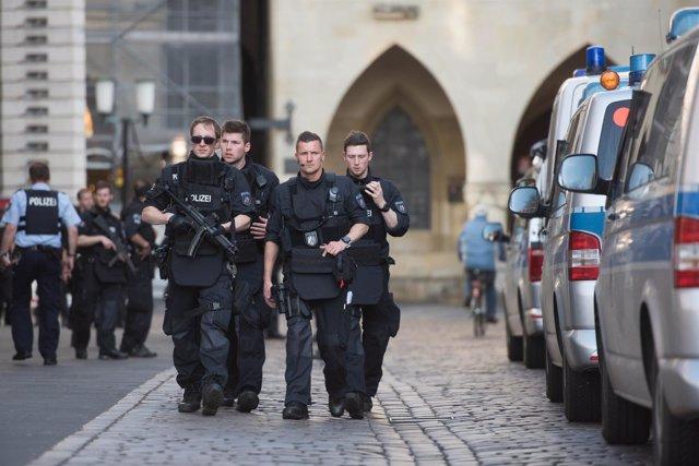 Atropello en Münster