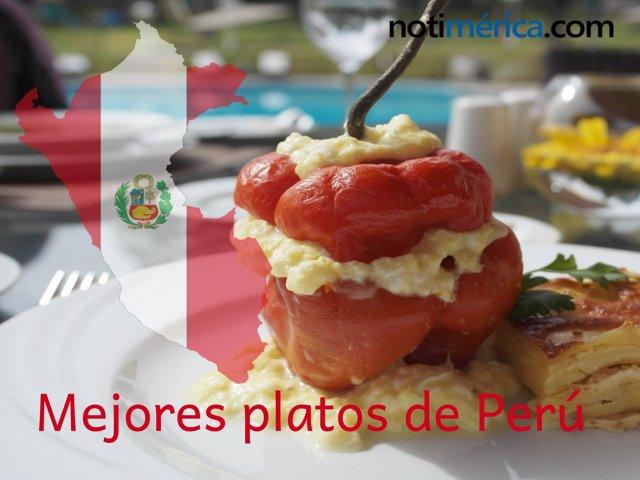 Los mejores platos de la gastronomía peruana