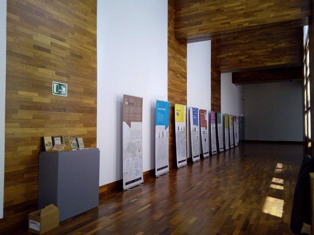 Exposición San juan de la peña.