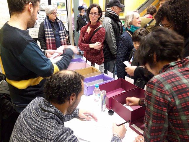 Proceso participativo en el Ayuntamiento de Madrid