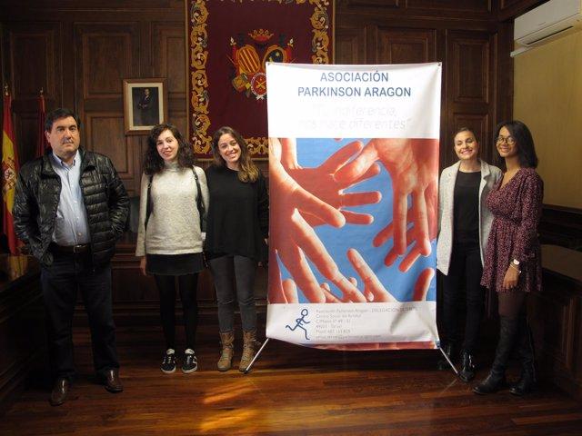 La Semana por el Parkinson se celebra del 9 al 14 de abril en Teruel.