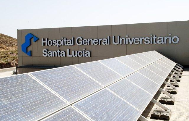 Imagen del Hospital General Universitario Santa Lucía (Cartagena)