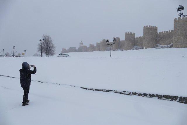 Ávila.- Imagen de archivo
