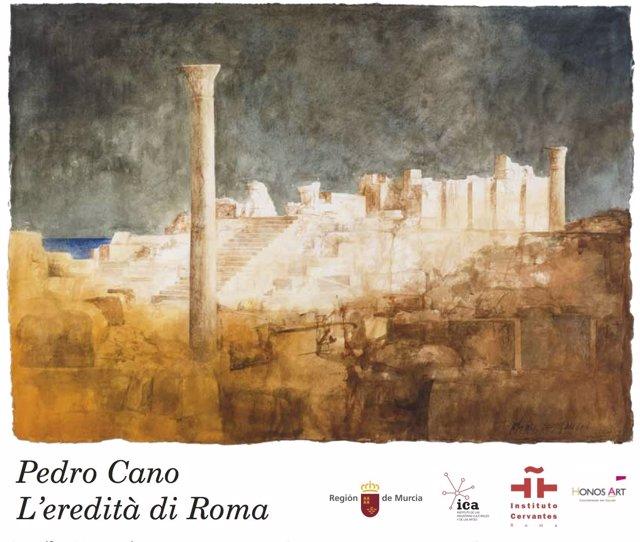 El arte de Pedro Cano viaja a Roma