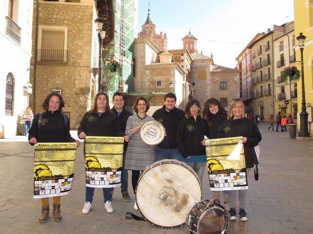 Teruel acogerá la I Concentración de Bombos Gigantes de España el 14 de abril