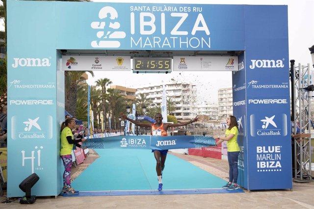 Ganador de la Ibiza Marathon