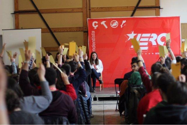 Conferencia Nacional de las Juventuts d'Esquerra Republicana de Catalunya
