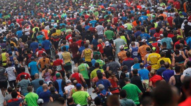 Maratón Berlín