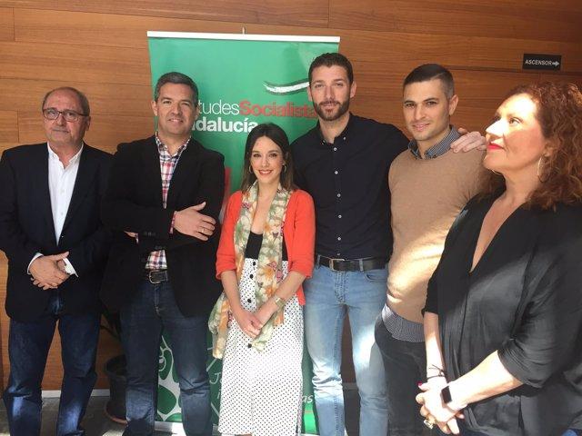 Juventudes Socialistas reúne a su Consejo Federal en Rota (Cádiz)