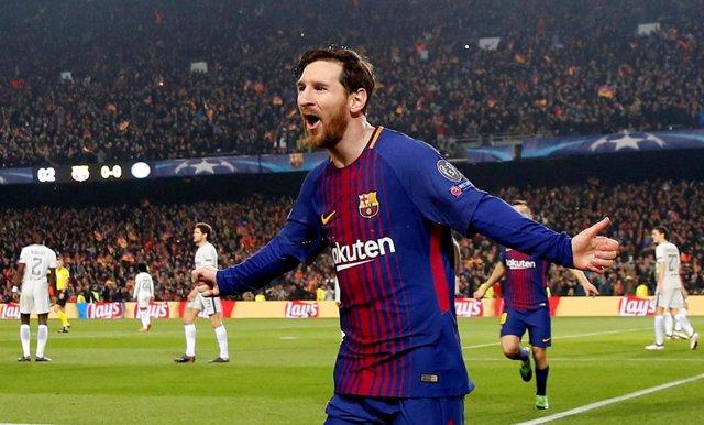 Messi, FC Barcelona