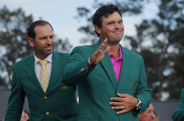 Reed recoge la chaqueta verde de Sergio García y Rahm termina cuarto en Augusta