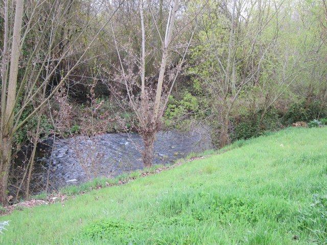 Ribera del Tormes, uno de los puntos en los que se celebrará el Lunes de Aguas