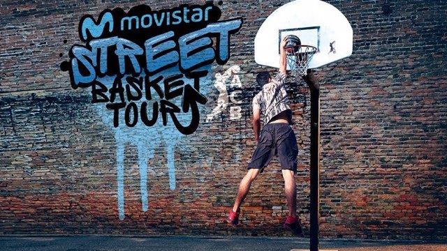 Movistar Street Basket Tour