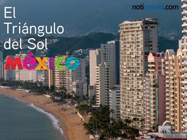 Triángulo del Sol y la primavera mexicana