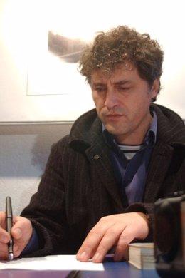 Escritor Manuel Rivas